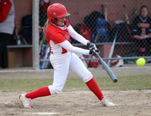 WATCH: Crown Point at Lake Central Softball